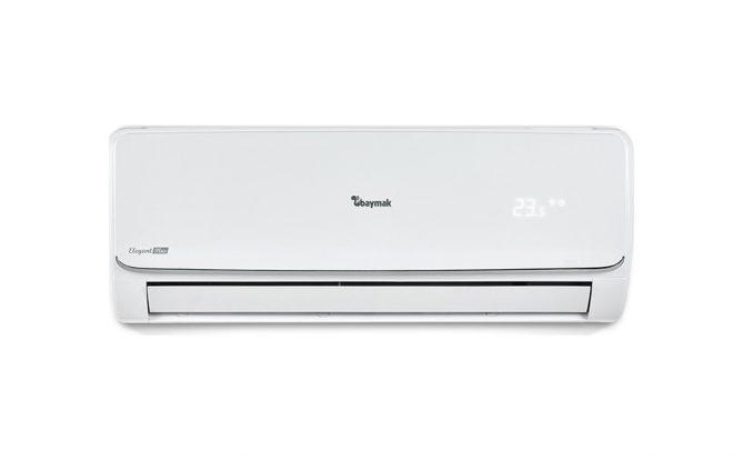 Baymak Elegant Plus 24 A++ 24000 BTU Inverter Klima