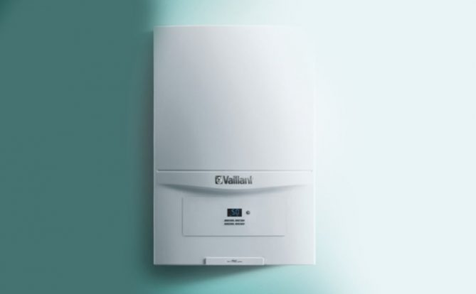 Vaillant Ecotec Pure Vuw 286/7-2 tam yoğuşmalı kombi (20.000 kcal/h) 24 kw